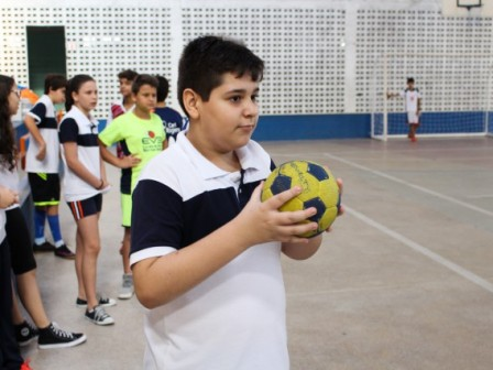 Jogos Internos e Mirins 2017
